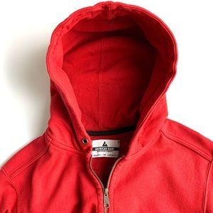 Like New Heavy Duty Red Hoodie